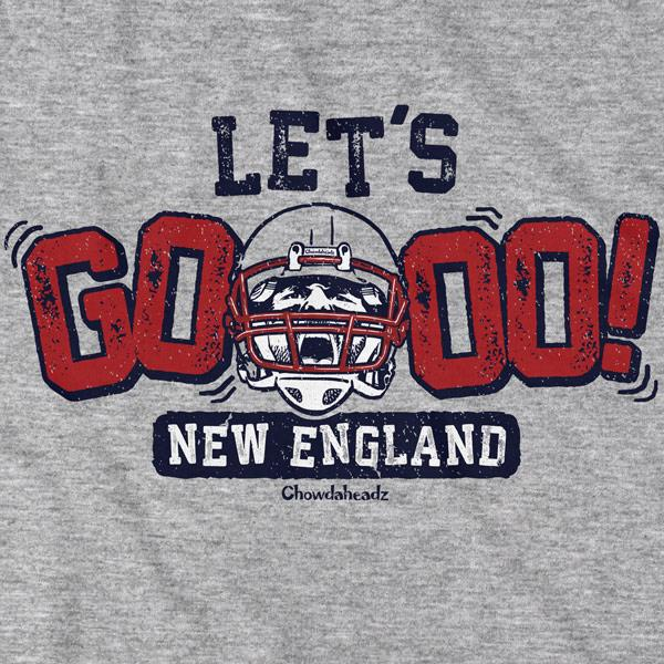 Bill Belichick Lets Party Shirt