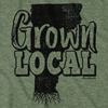 Grown Local Vermont T-Shirt - Chowdaheadz