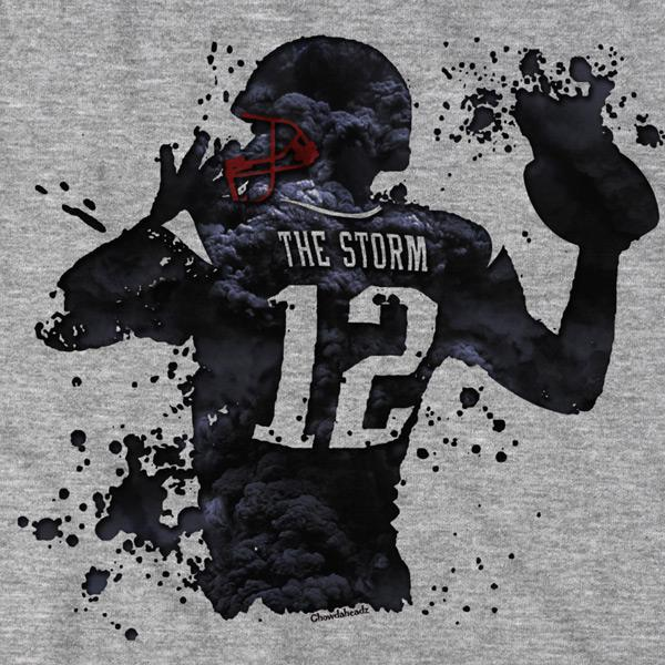 I Am The Storm T-Shirt - Chowdaheadz