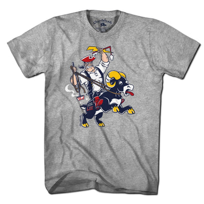 New England Victory Ride T-Shirt - Chowdaheadz