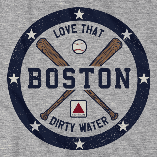 Boston Pastime T-Shirt - Chowdaheadz