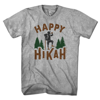 Happy Hikah T-Shirt - Chowdaheadz