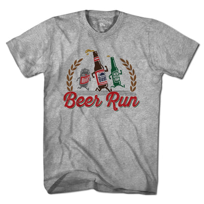 Beer Run T-Shirt - Chowdaheadz