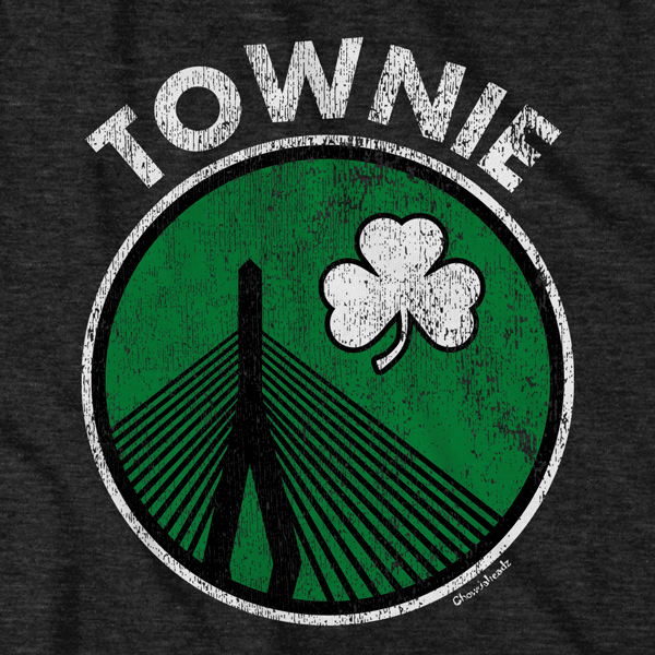 Irish Townie T-Shirt - Chowdaheadz