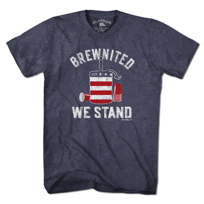 Brewnited We Stand T-Shirt - Chowdaheadz