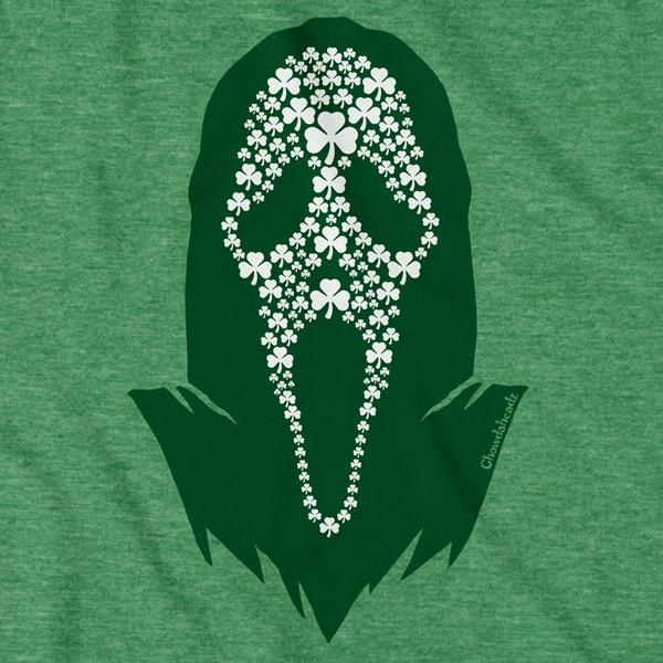 Screamin' Shamrocks T-Shirt - Chowdaheadz