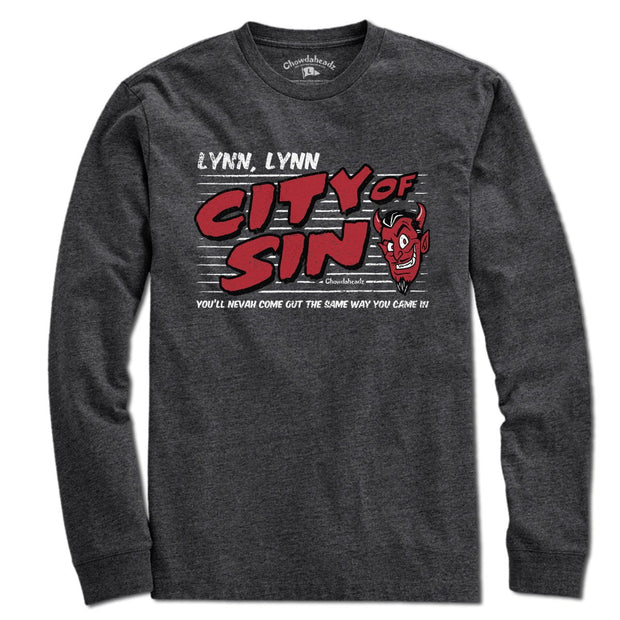 Lynn Lynn City of Sin T-Shirt - Chowdaheadz