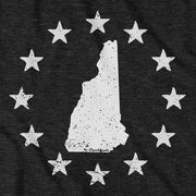 New Hampshire Stardom T-Shirt - Chowdaheadz