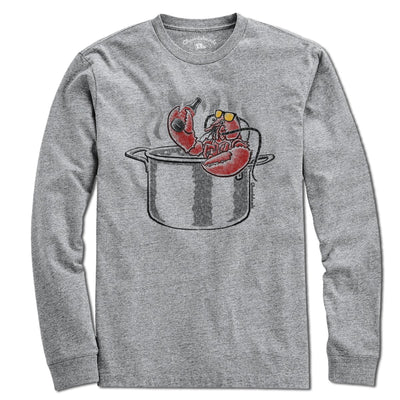 Hot Tub Lobstah T-Shirt - Chowdaheadz