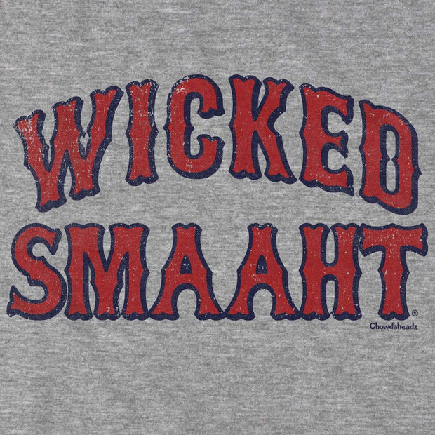 Wicked Smaaht Clubhouse T-shirt - Chowdaheadz