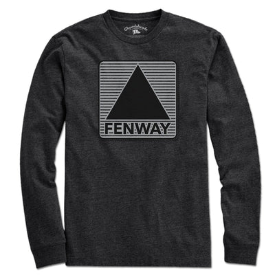 Fenway Sign Blackout T-Shirt - Chowdaheadz