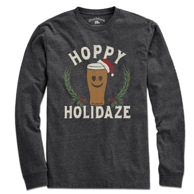 Hoppy Holidaze Pint T-Shirt - Chowdaheadz