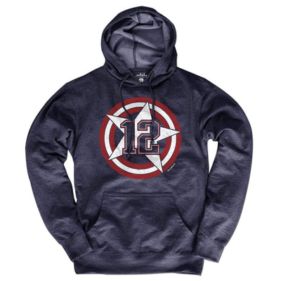 Captain New England Lightweight Hoodie - Chowdaheadz