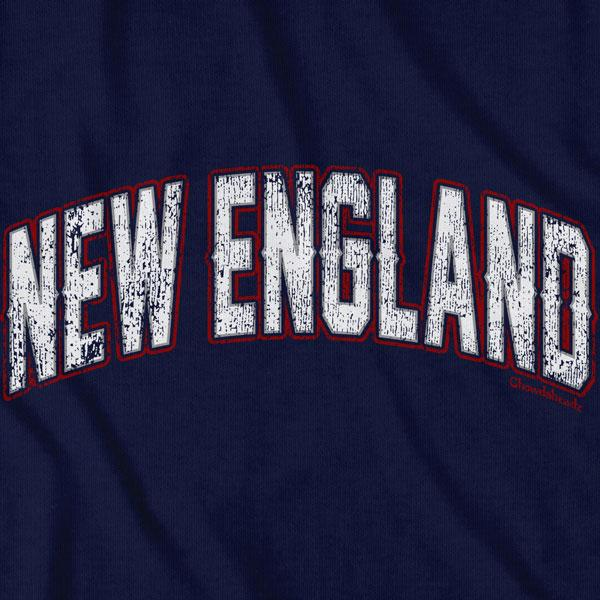 New England Stressed Out T-Shirt - Chowdaheadz