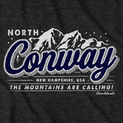 North Conway New Hampshire T-Shirt - Chowdaheadz