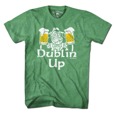 Dublin Up T-Shirt - Chowdaheadz