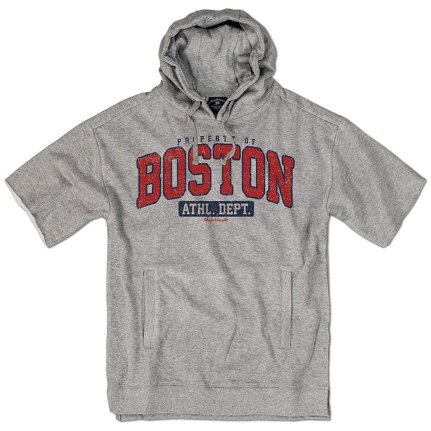 Property of Boston Coach Hoodie - Chowdaheadz