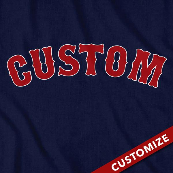 Custom Hometown Text T-Shirt - Chowdaheadz