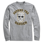 Defend The Gahden Goalie Mask T-Shirt - Chowdaheadz