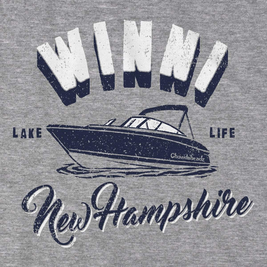 Winni New Hampshire T-Shirt - Chowdaheadz