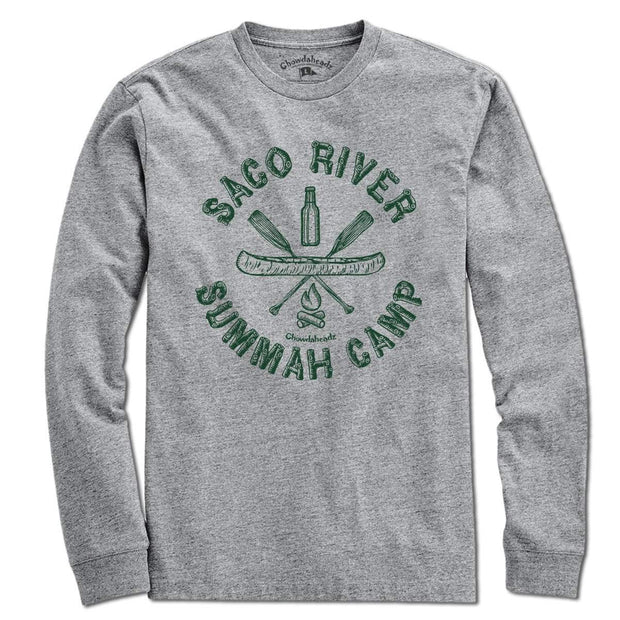 Saco River Summah Camp T-shirt - Chowdaheadz