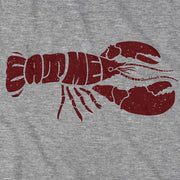 Eat Me Lobstah T-shirt - Chowdaheadz