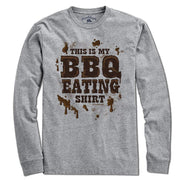 This Is My BBQ Eating Shirt T-Shirt - Chowdaheadz