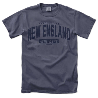 Property of New England Comfort Colors® T-Shirt - Chowdaheadz