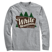I'd Rather Be At The White Mountains NH T-Shirt - Chowdaheadz