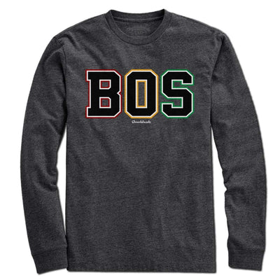 BOS Home Team Pride T-Shirt - Chowdaheadz