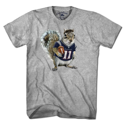 New England Squirrelman T-Shirt - Chowdaheadz