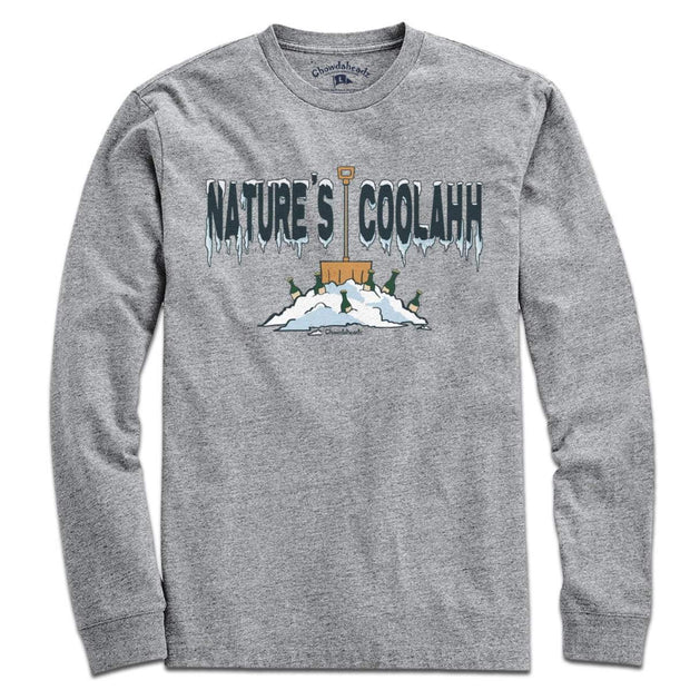 Nature's Coolahh T-Shirt - Chowdaheadz