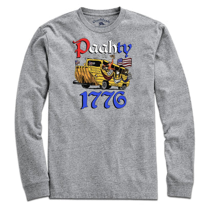 Paahty Like It's 1776 T-Shirt - Chowdaheadz