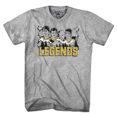 Boston Hockey Legends T-Shirt - Chowdaheadz