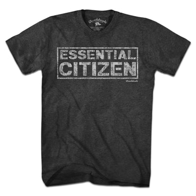 Essential Citizen T-Shirt - Chowdaheadz