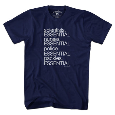 Essentials T-Shirt - Chowdaheadz