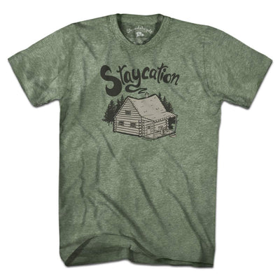 Staycation T-Shirt - Chowdaheadz