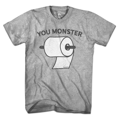 You Monster T-Shirt - Chowdaheadz