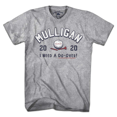 Mulligan 2020 Golf T-Shirt - Chowdaheadz