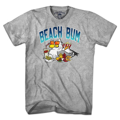 Beach Bum T-Shirt - Chowdaheadz