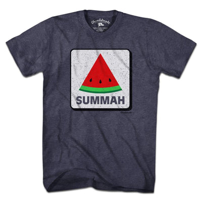 Watermelon Summah Sign T-Shirt - Chowdaheadz
