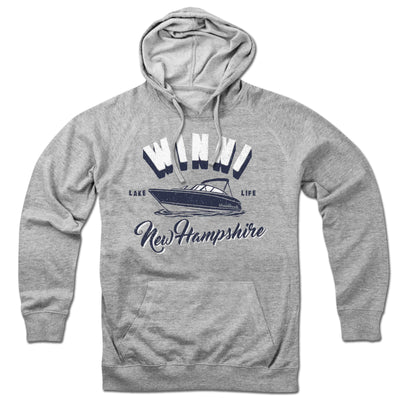 Winni New Hampshire Lightweight Hoodie - Chowdaheadz