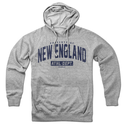 Property of New England Lightweight Hoodie - Chowdaheadz
