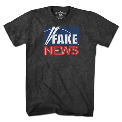 Fake News T-Shirt - Chowdaheadz