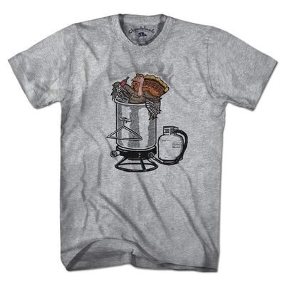 Fried Turkey T-Shirt - Chowdaheadz