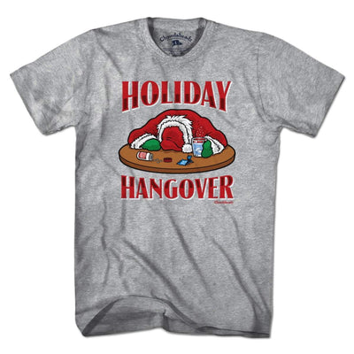 Holiday Hangover T-Shirt - Chowdaheadz