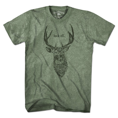Buck Off T-Shirt - Chowdaheadz