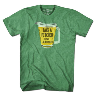 Take A Pitcher T-Shirt - Chowdaheadz