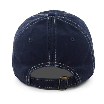 "Fenway Patch ""Shortstop"" Youth Adjustable Hat - Navy - Chowdaheadz"