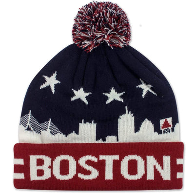 Boston USA Skyline Beanie - Chowdaheadz